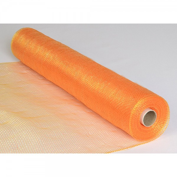 Deconet orange, 54 cm x 9,1 m