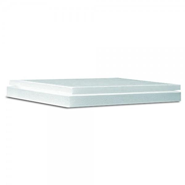 Leichtschaumplatte 5 mm weiß 140 x 100 cm