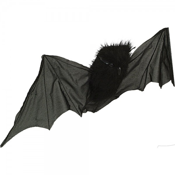 Fledermaus fliegend, 90 x 40 cm