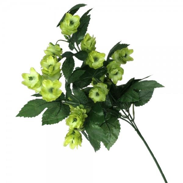 Hopfenzweig x3 Premium grün, 63 cm