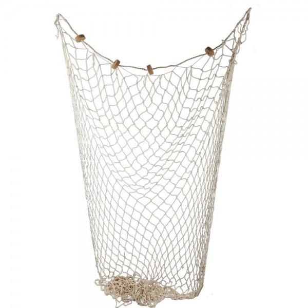 Fischernetz mit Kork