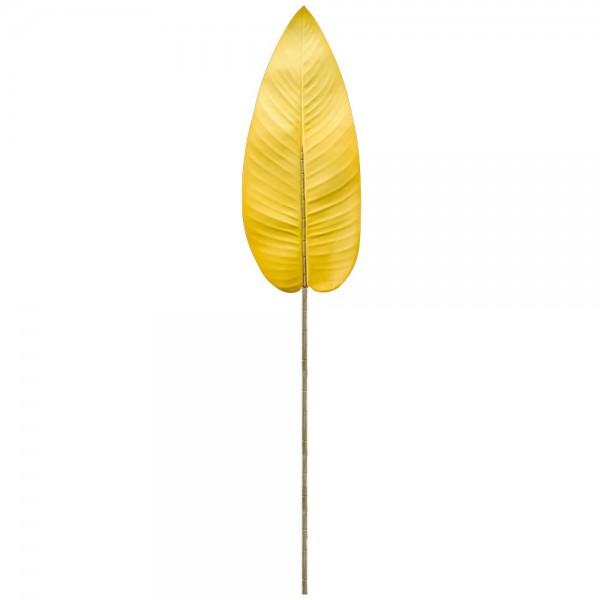 Canna-Blatt Color gelb, 100 cm