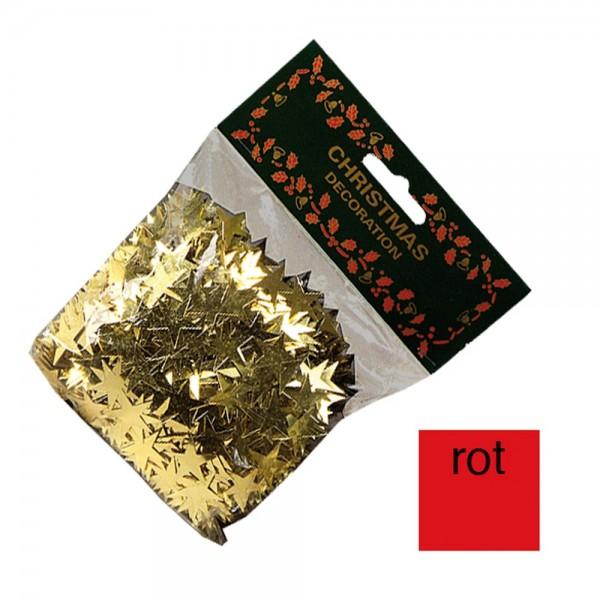 Streusterne grob rot, Ø 2 cm, 112 g