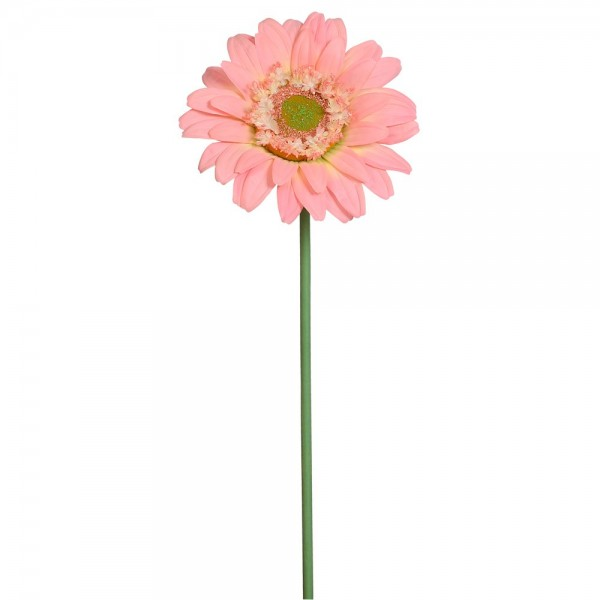 Gerbera Blume groß rosa, 90 cm, Ø 30 cm