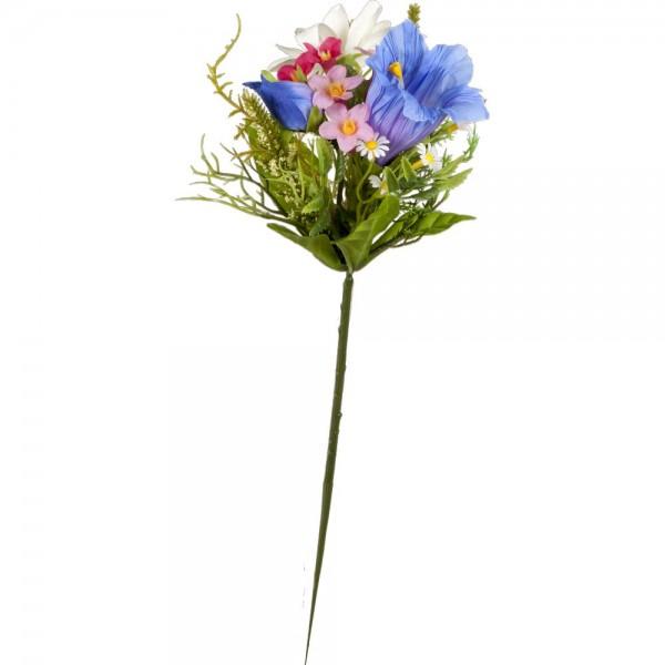 Edelweiß-Enzian Pick, 20 cm, Ø 12 cm