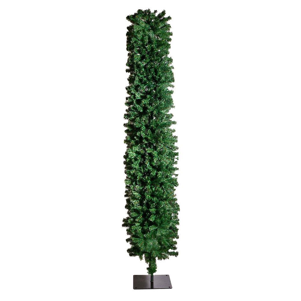 stehgirlanden die schmale und platzsparende alternative zum weihnachtsbaum langnickel. Black Bedroom Furniture Sets. Home Design Ideas