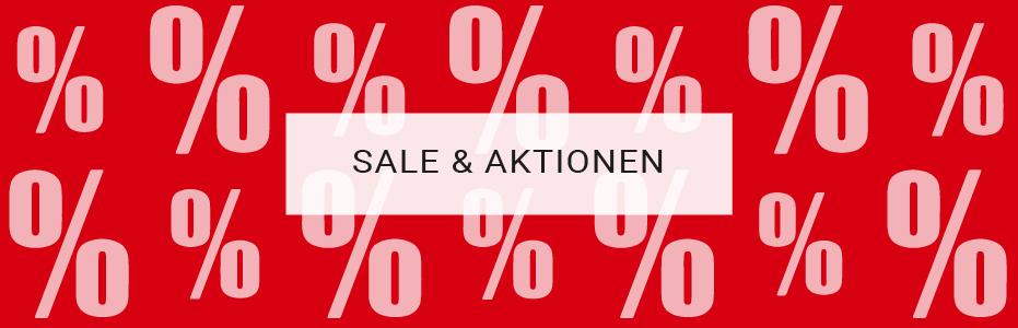Sales & Aktionen!