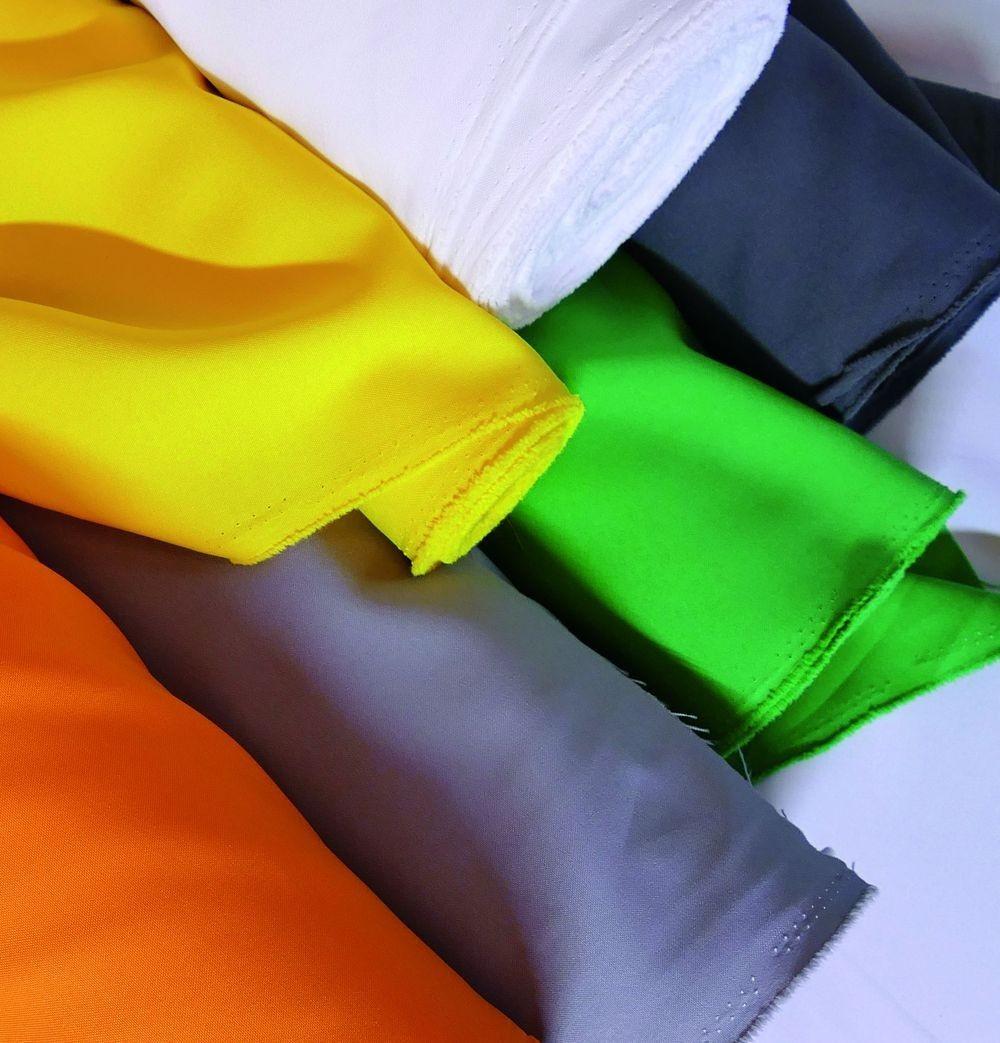 Hochwertige Dekostoffe für Bastel- oder Profibedarf zum Nähen geeignet. Chiffon, Baumwolle oder Polyester