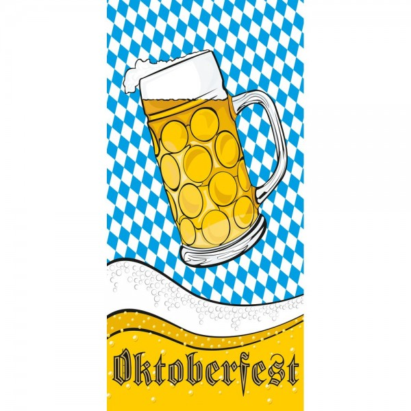 Display Banner Oktoberfest, 90 x 180 cm