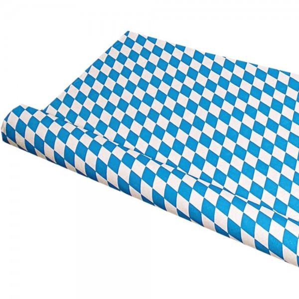 Tischtuchpapier Rautendruck Bayern, 100 cm x 50 m
