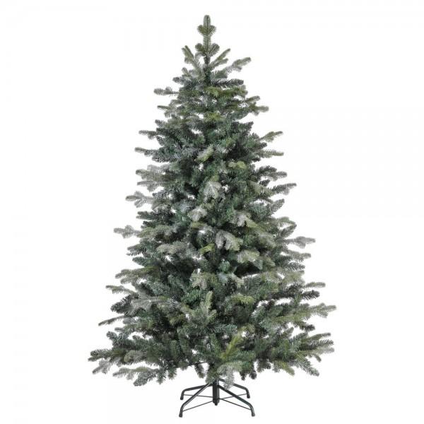 Tannenbaum Noble Pine frosted, 210 cm, Ø 135 cm, 1511 Tips/Spitzen